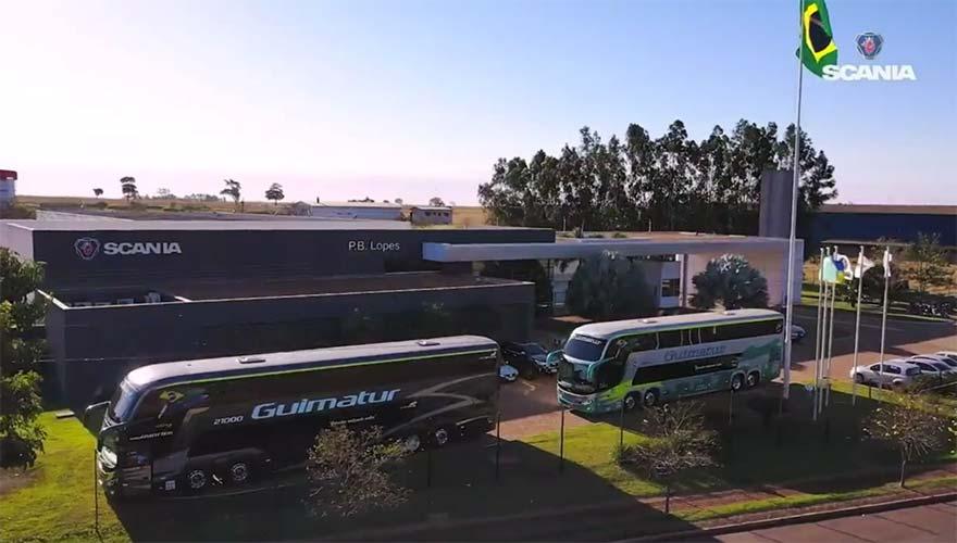 Scania Brasil apuesta por vehículos a gas natural