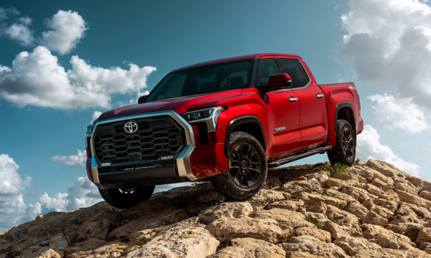 Tundra 2022 de Toyota, rendimiento y capacidad