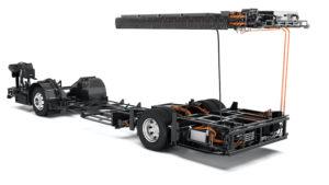 Volvo BZL Electric_4x2_LHD_rear