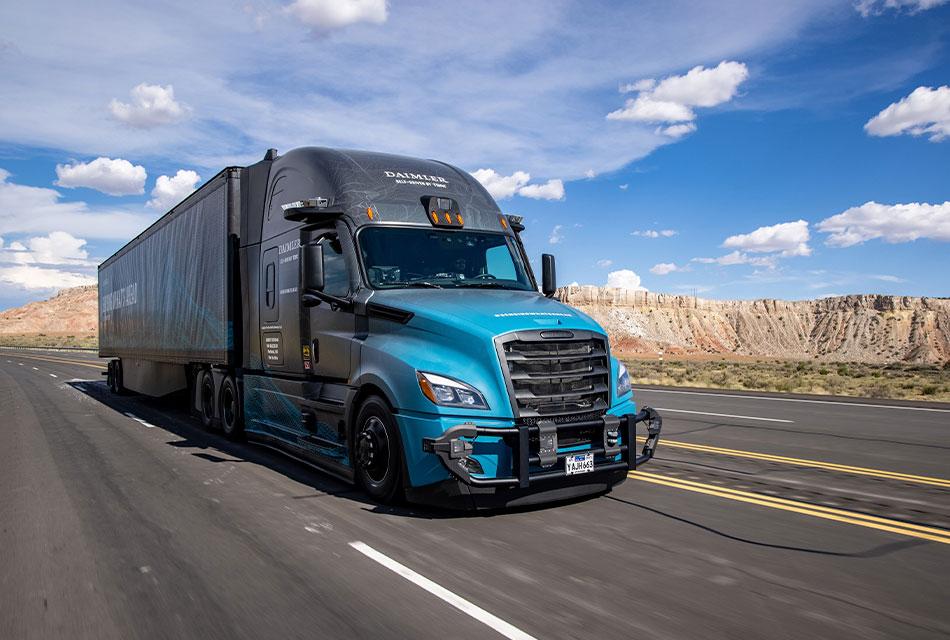 3 años de colaboración de Daimler Truck y Torc