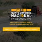 Se acerca 5º Congreso Nacional en Seguridad Vial