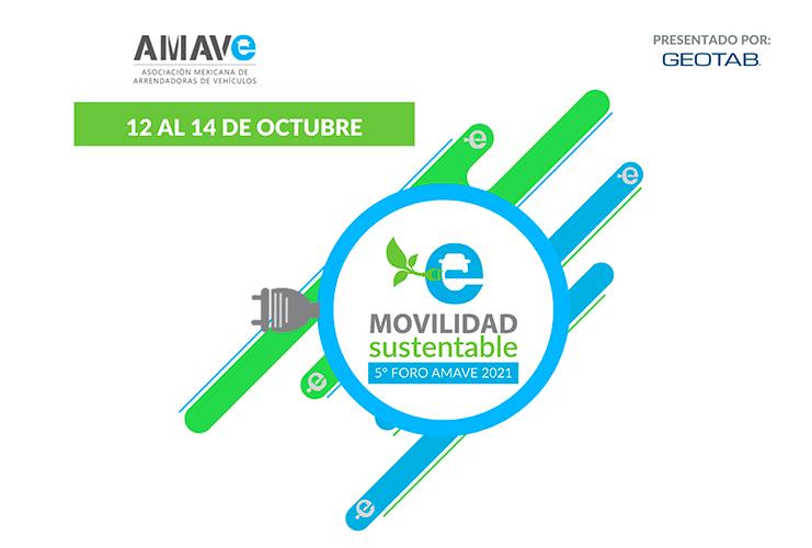 AMAVe analiza la movilidad sustentable
