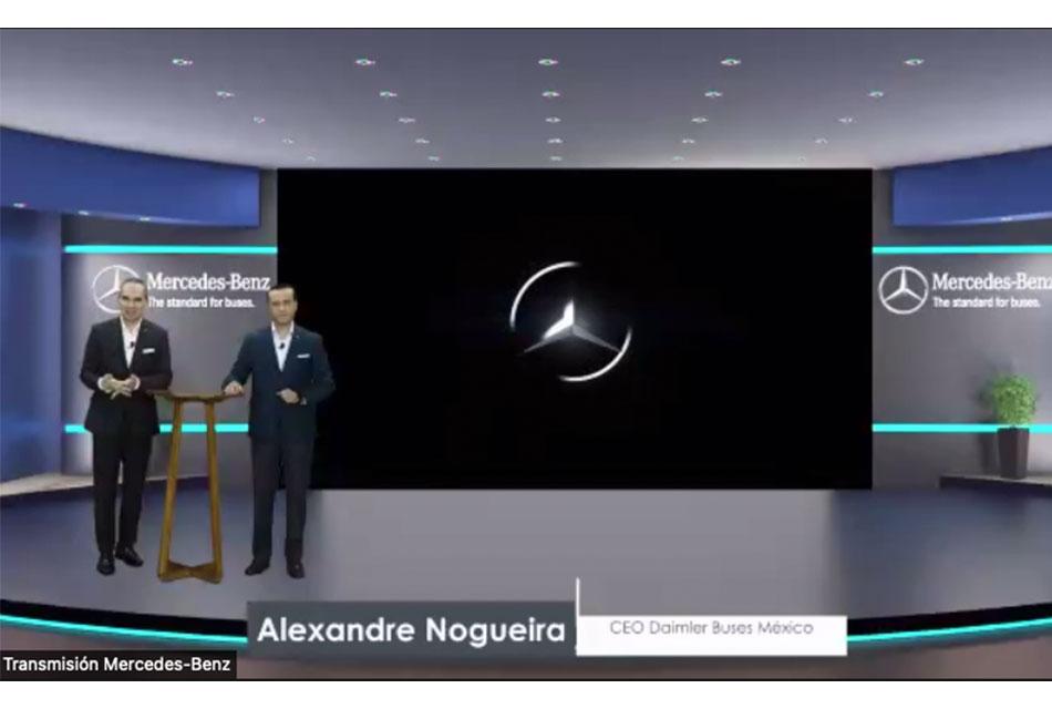 Expo Virtual de Mercedes-Benz para sus clientes