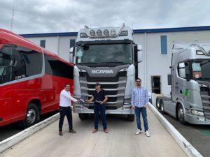Fruehauf y Scania crean equipos especializados
