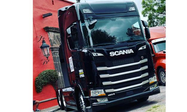 Agrega Scania funciones al sistema ADAS