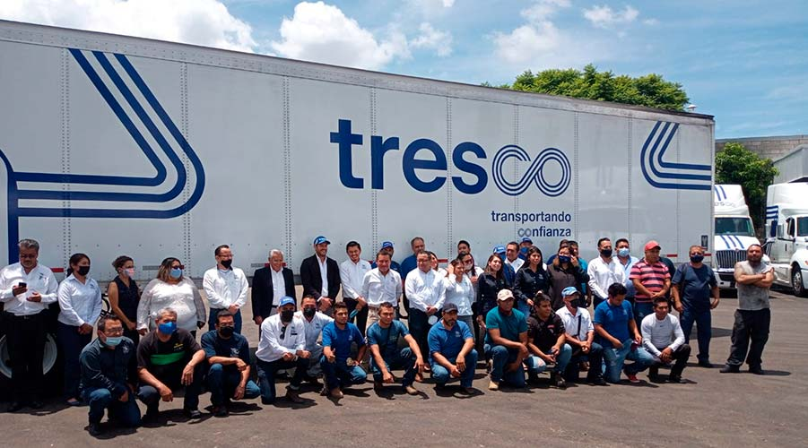 TRESCO entra en operación con 15 unidades LT
