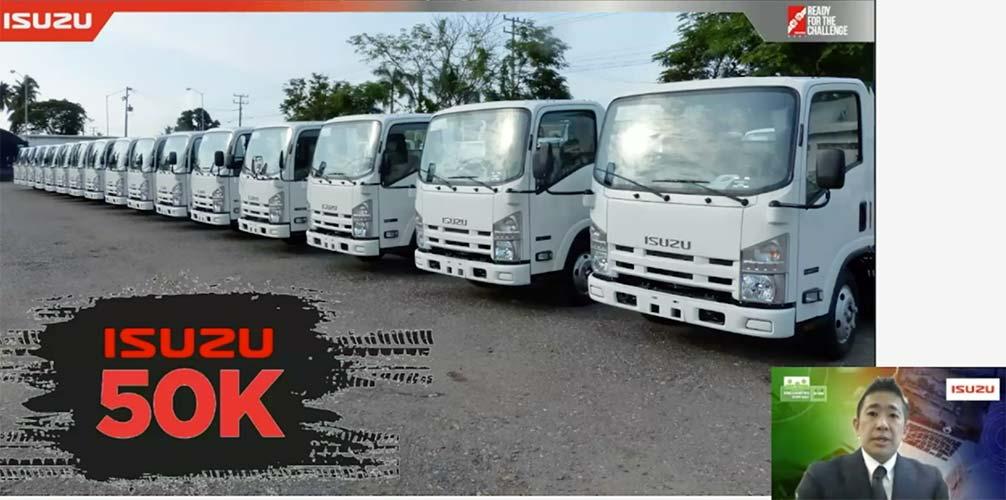 Tendencia de camiones cabover crecerá: Isuzu