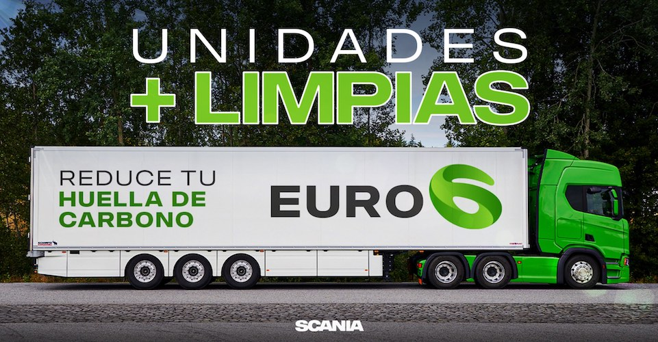Visión sustentable de Scania, propuesta de valor